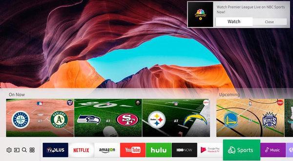 شركة سامسونغ تستعد لإطلاق خدمات تلفزيون ذكي في 2017