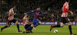 نادي مانشستر سيتي يغري برشلونة وميسي بعرض خيالي