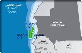 عاجل موريتانيا  جزيرة عائمة لإقامة مجمع غازي