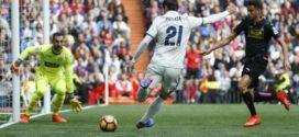 فريق ريال مدريد يسجل رقمًا لأول مرة في تاريخه 18 فبراير 2017