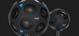 """شركة فيسبوك"""" تكشف عن الجيل الثاني من كاميرا Surround 360"""