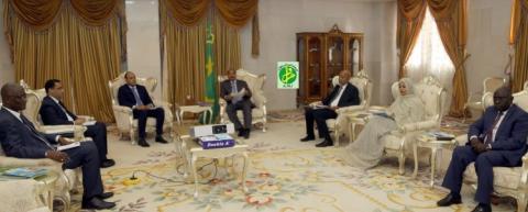 نتائج اجتماع المجلس الأعلى للمنطقة الحرة بانواذيبو