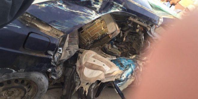 عاجل وفاة شخص في حادث سير على طريق نواذيبو