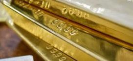 الذهب يتراجع منهيا الأسبوع على مكاسب