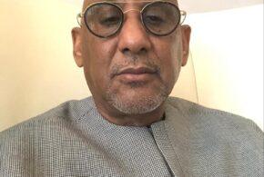 ولد الشافعي: لا طموح سياسي لدي وعلاقاتي رهن إشارة موريتانيا