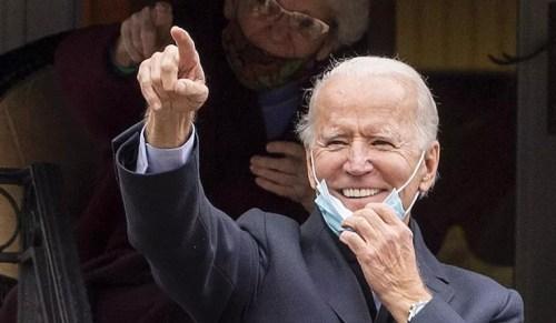 جو بايدن» يفوز برئاسة الولايات المتحدة الأمريكية