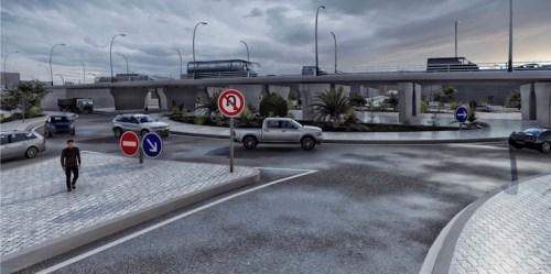 وزير النقل: سنشيد ثلاثة جسور وطريقًا دائريًا حول نواكشوط