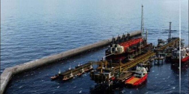 """شركة كوسموس: استغلال حقل """"السلحفاة"""" سيبدأ خلال العام 2023 بإنتاج حوالي 2,5 مليون طن سنويا من الغاز"""